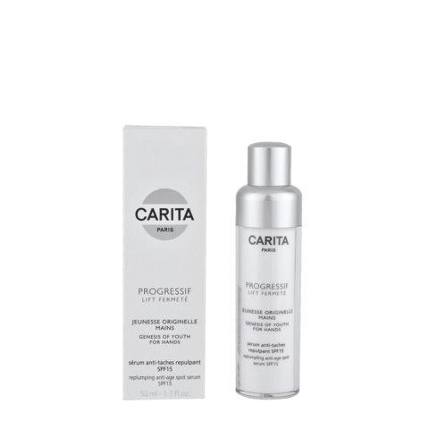 Carita Skincare Progressif Lift fermeté jeunesse mains 50ml - Händen Serum