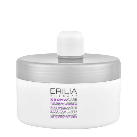 Erilia Kroma Care Maschera Luminosità Trattamento Profondo 500ml - Maske für gefärbtes Haar