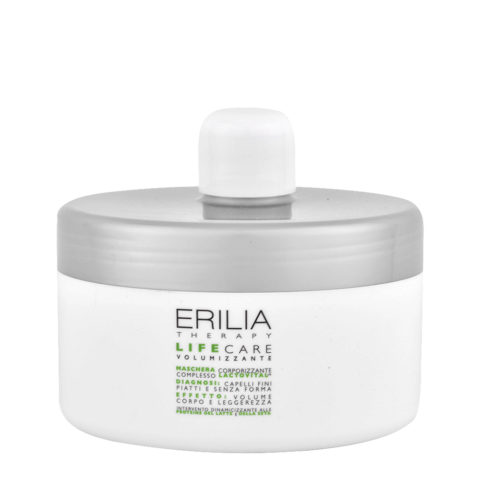Erilia Life care Maschera Corporizzante Complesso Lactovital 500ml - voluminisierende Maske