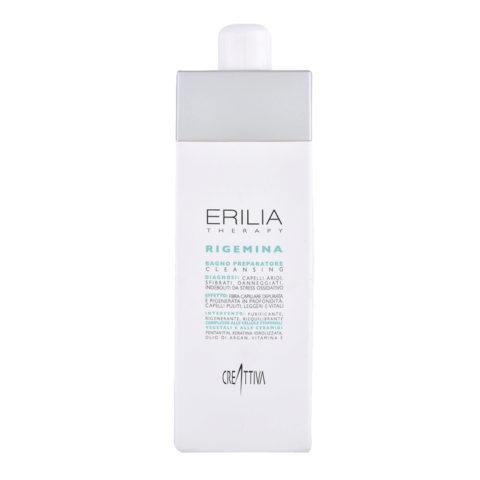 Erilia Therapy Rigemina Cleansing 750ml Wasch-und Reinigungsshampoo