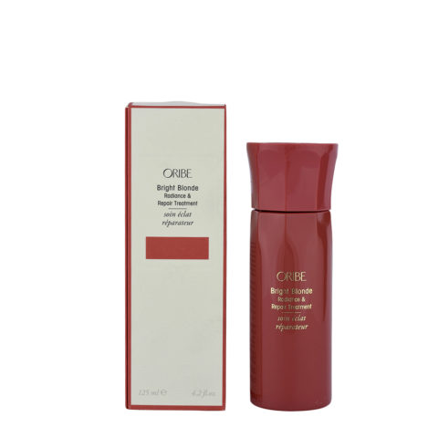 Oribe Bright Blonde Radiance & Repair Treatment for Beautiful Color 125ml