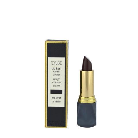 Oribe Lip Lust Cream Lipstick Violet 3gr Lippenstift, violett