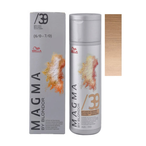 /39 Gold-cendre hell Wella Magma 120gr
