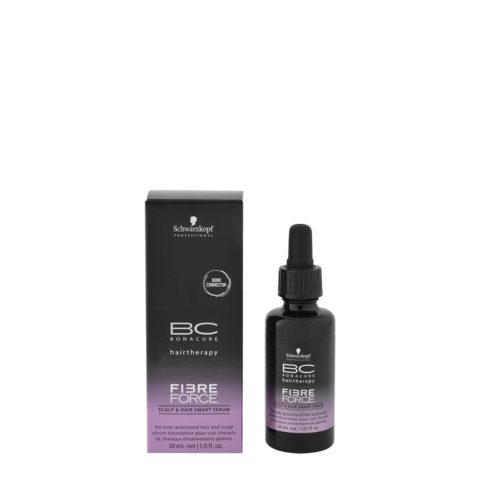 Schwarzkopf BC Bonacure Fibre Force Scalp & Hair Smart Serum 30ml - Haarserum