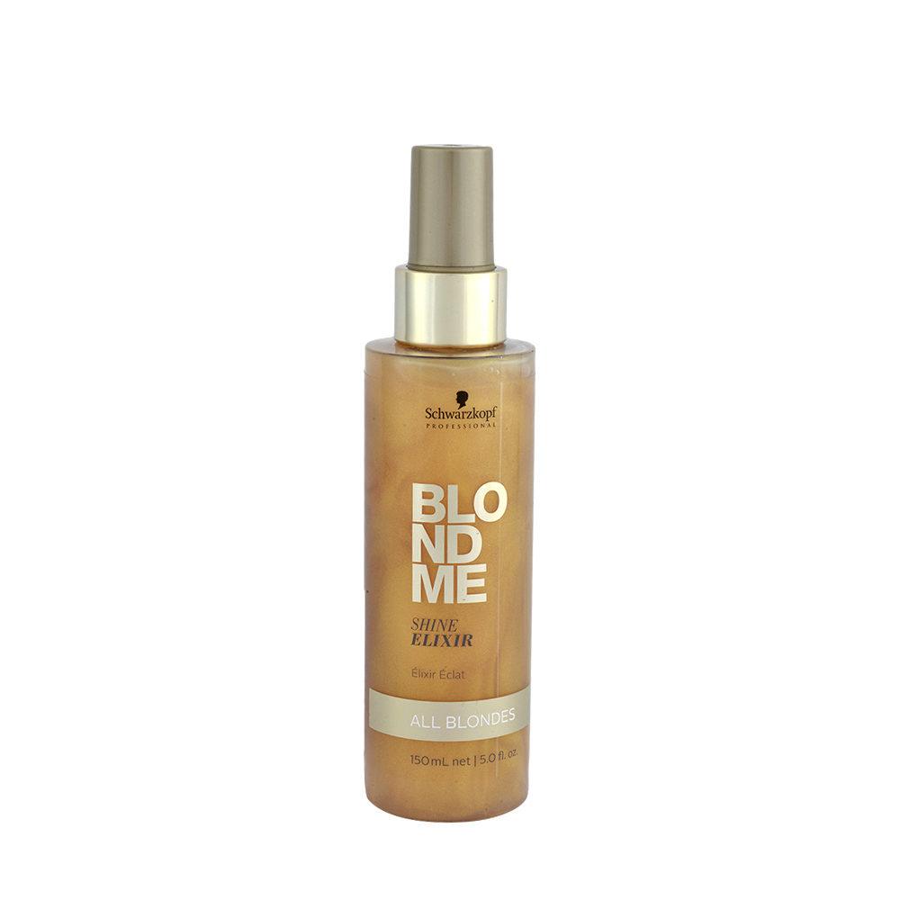 Schwarzkopf Blond Me Shine Elixir 150ml - leuchtendes Serum