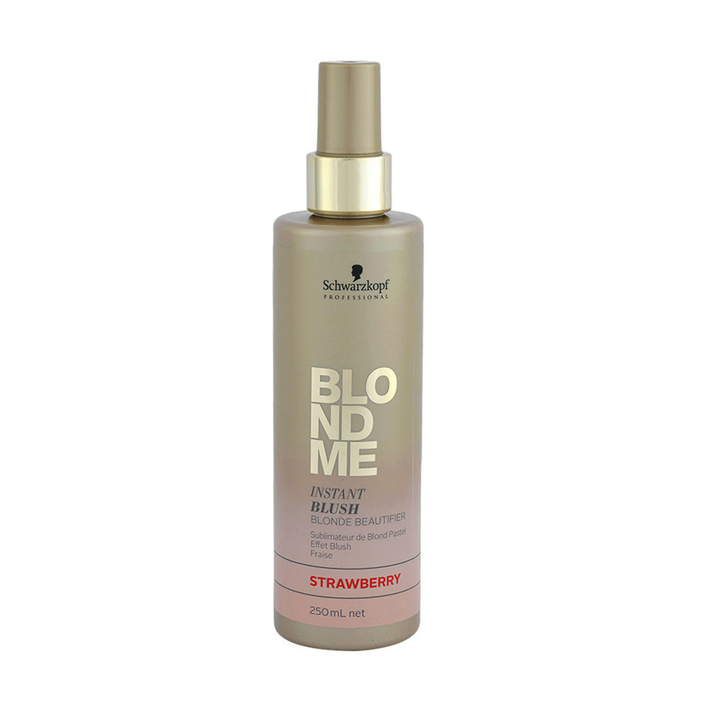 Schwarzkopf Blond Me Instant Blush Strawberry 250ml