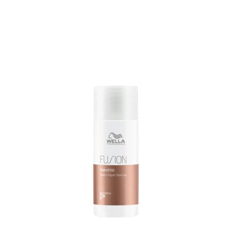 Wella Fusion Shampoo 50ml - intensives regenerierendes shampoo