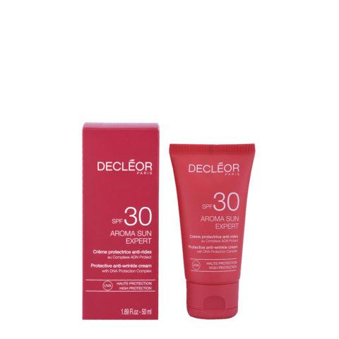 Decléor Aroma Sun Crème Protectrice Anti-rides SPF30, 50ml Antifalten Schutzcreme