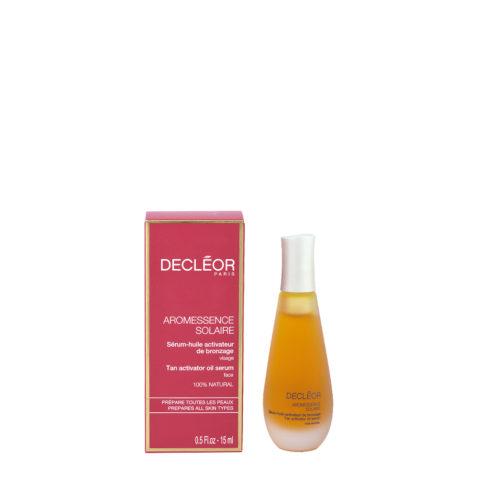 Decléor Aromessence Solaire Sérum-huile activateur de bronzage 15ml