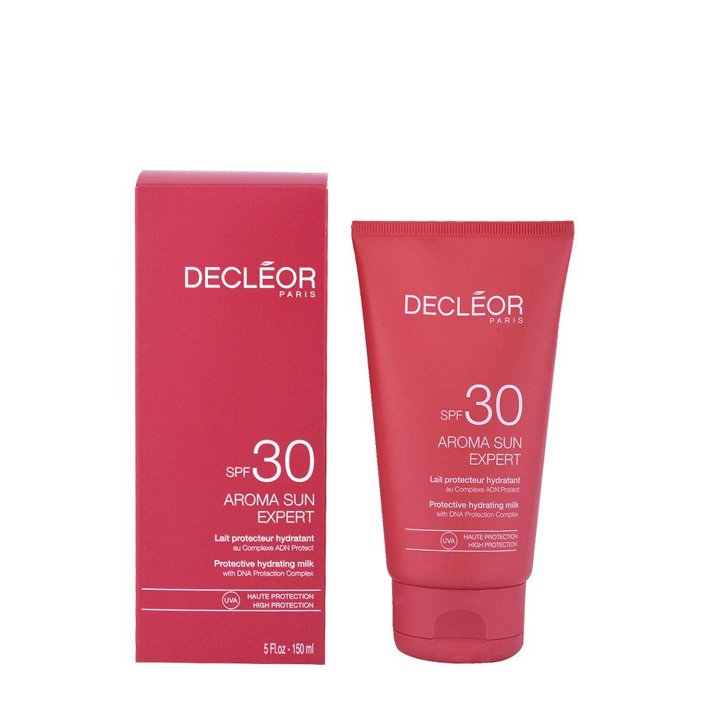 Decléor Aroma Sun Lait Protecteur Hydratant SPF30, 150ml schutzende feuchtigkeitsspendendecreme Korpermilch