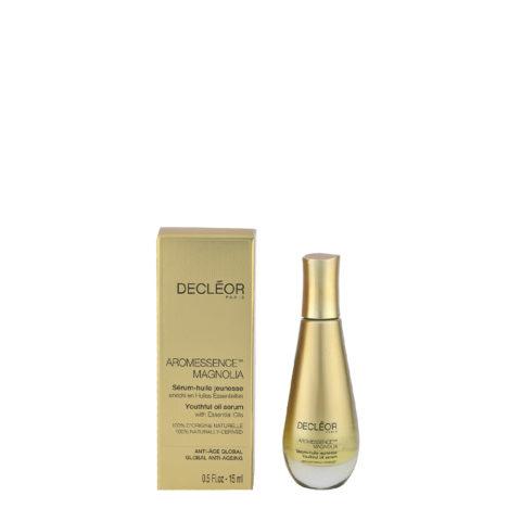 Decléor Orexcellence Aromessence Sérum-huile Jeunesse Magnolia 15ml hochkonzentrierte Pflegeöl Serum