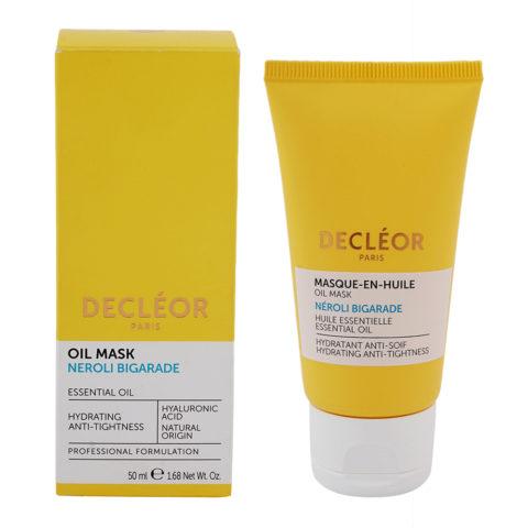 Decléor Masque en huile 50ml - feuchtigkeitsspendende & Aufpolsternde Maske