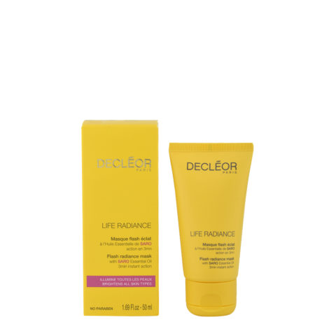 Decléor Life Radiance Masque Flash éclat 50ml - Leuchtende Peeling-Maske
