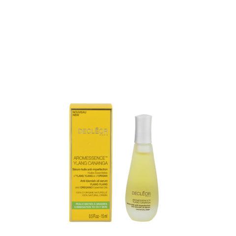 Decléor Aromessence Ylang Cananga Sérum-huile anti-imperfection 15ml - klärendes Pflegeöl-Serum