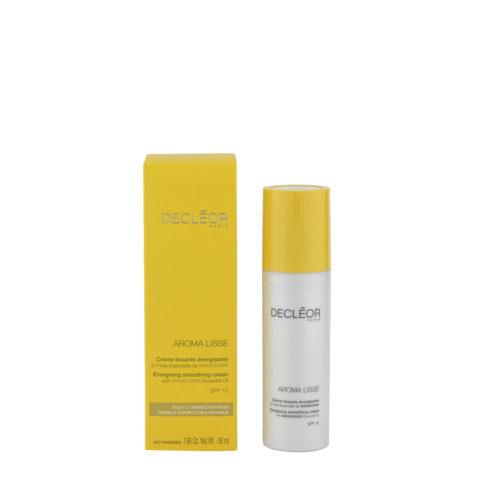 Decléor Aroma Lisse Mandarine Crème Lissante énergisante, 50ml - Glättende, Energiespendende Tagescreme