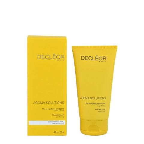 Decléor Aroma Solutions Gel énérgetique prolagène 150ml Energetisierendes Gel Gesicht und Körper
