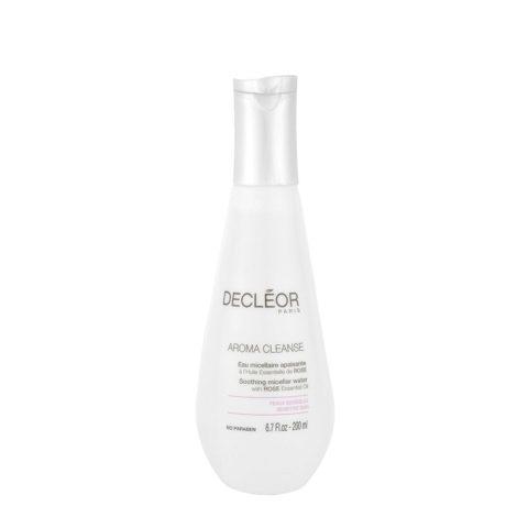 Decléor Aroma Cleanse Eau Micellaire Apaisante 200ml - sanftes Micellar Wasser