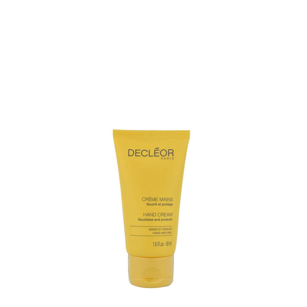 Decléor Crème Mains 50ml - Feuchtigkeitsspendende Handcreme
