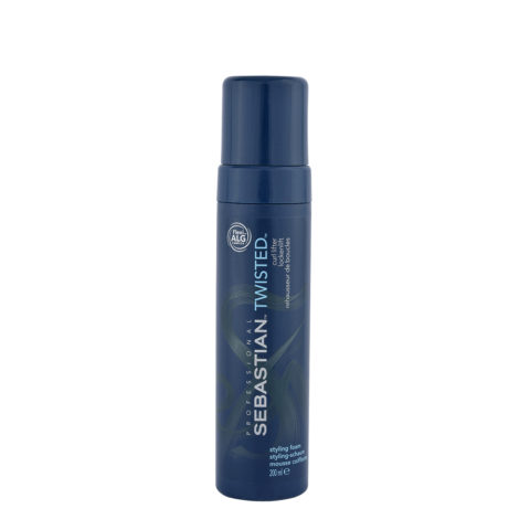 Sebastian Twisted Styling Foam 200ml - lockenlift