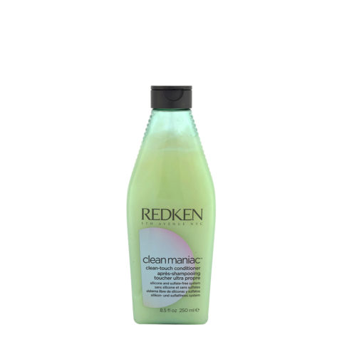 Redken Clean Maniac Conditioner 250ml - Conditioner mit Mizellen-Technologie