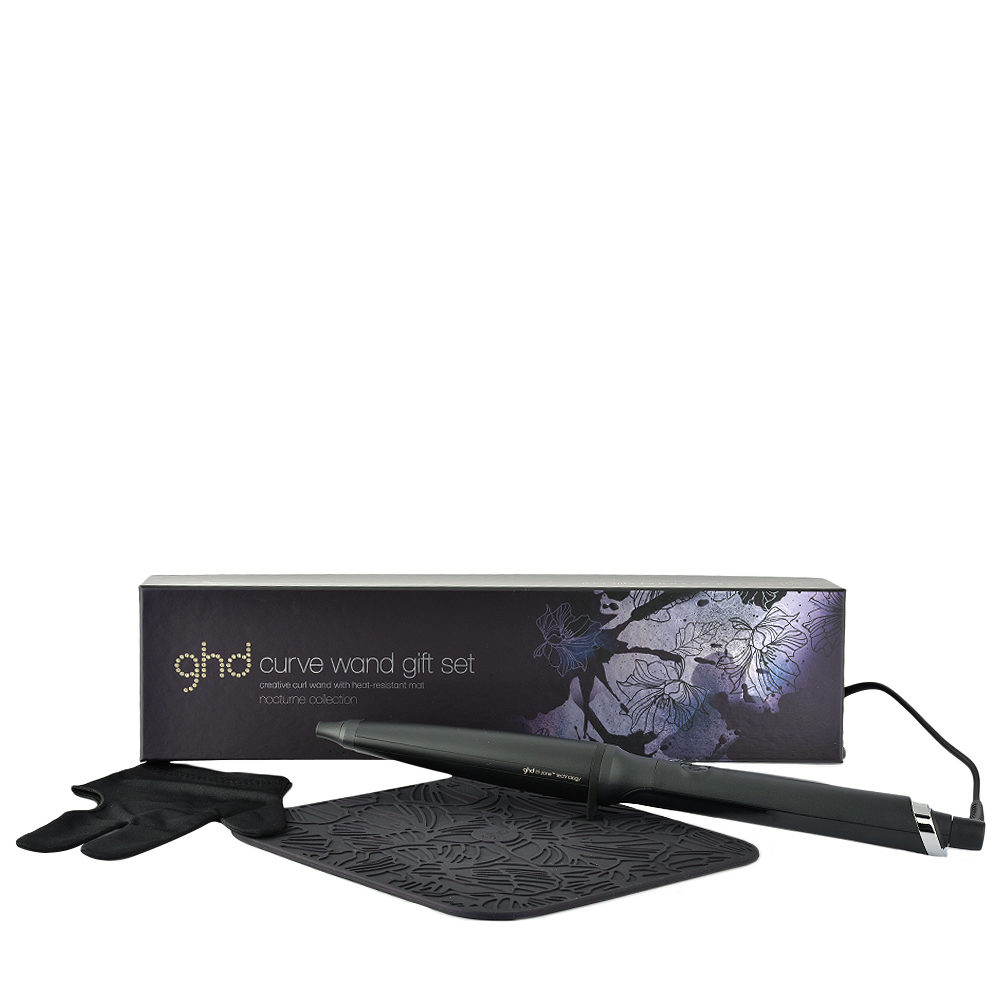 GHD Lockenstäbe Nocturne Collection Curve Wand Gift Set