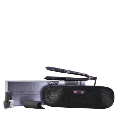 GHD Nocturne Collection Platinum Styler Gift Set - glätteisen platinum