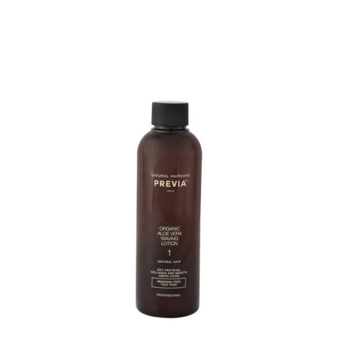 Previa Organic Aloe Vera Waving Lotion Duftende lockenlotion 200ml - natürliche haare