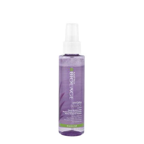 Biolage Hydrasource Dewy Moisture Mist 125ml - Feuchtigkeitsspray