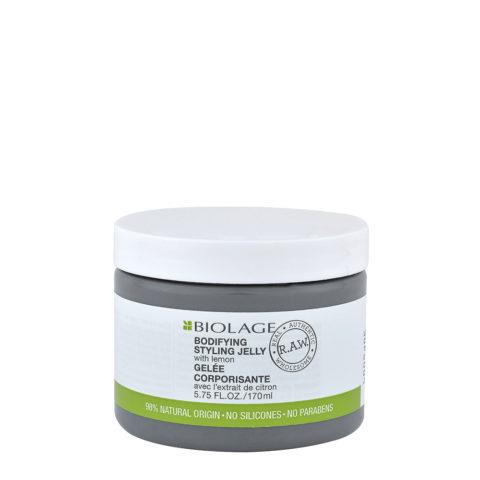 Biolage RAW Bodifying Styling Jelly 170ml Textur Haargel