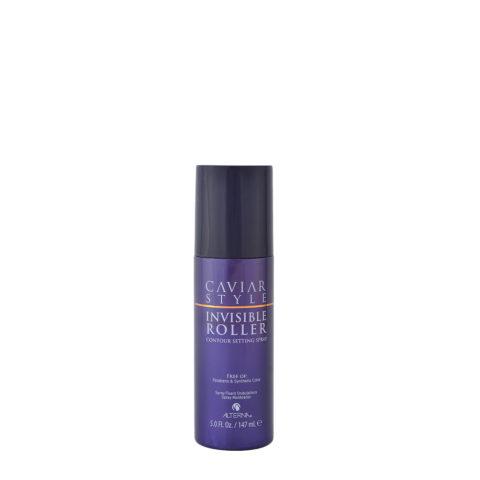 Alterna Caviar Style Invisible Roller Contour Setting Spray 147ml Modellierspray für Locken und Wellen