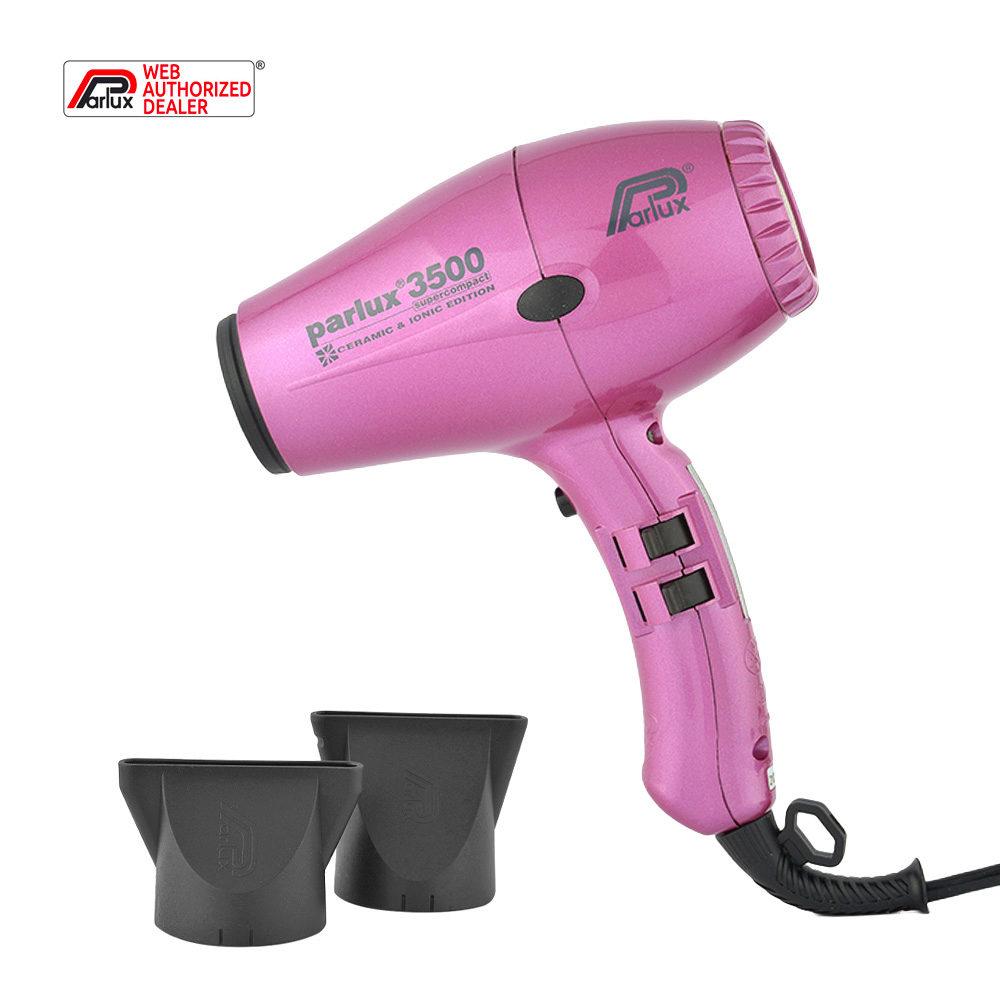 Parlux 3500 Supercompact rosa  - haartrockner