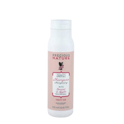 Alfaparf Precious Nature Dry & Thirsty Hair Shampoo 250ml - FüR Trockenes Haar