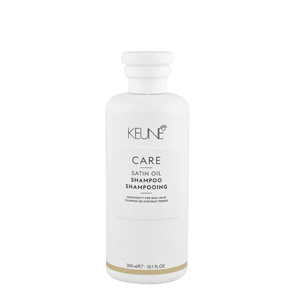 Keune Care line Satin oil Shampoo 300ml - ölshampoo