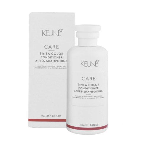 Keune Care line Tinta color Conditioner 250ml - Haarspülung für coloriertes Haar ohne Sulfate