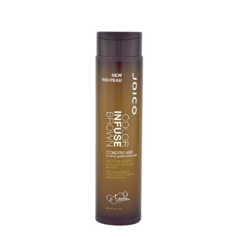 Joico Color Infuse Brown Conditioner 300ml - braunes Haar Conditioner