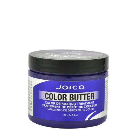 Joico Color Butter Purple 177ml - temporäre lila Farbmaske