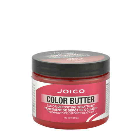 Joico Color Butter Red 177ml - temporäre rote Farbmaske