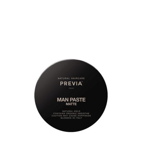 Previa Man Paste Matte 100ml - natürliches Siegel