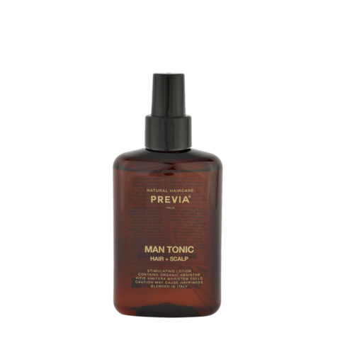 Previa Man Tonic hair scalp 150ml - stimulierende Lotion