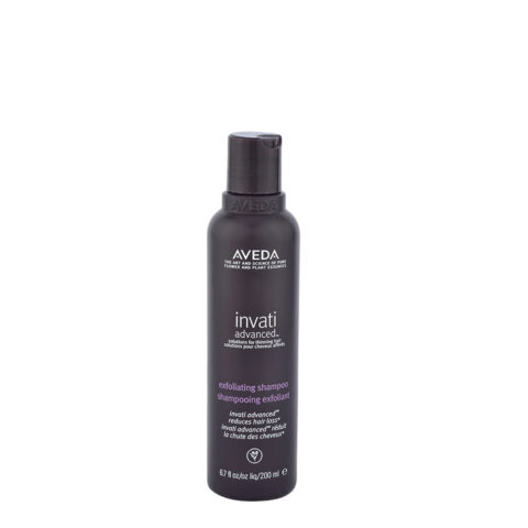 Aveda Invati advanced™ Exfoliating shampoo 200ml - Peeling für feines Haar