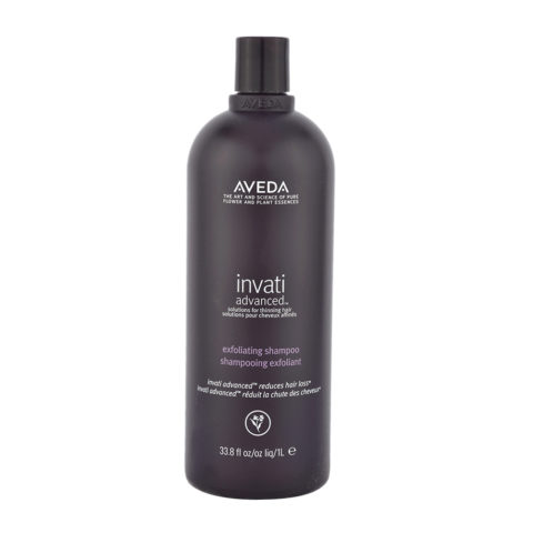 Aveda Invati advanced™ Exfoliating shampoo 1000ml - Peeling für feines Haar