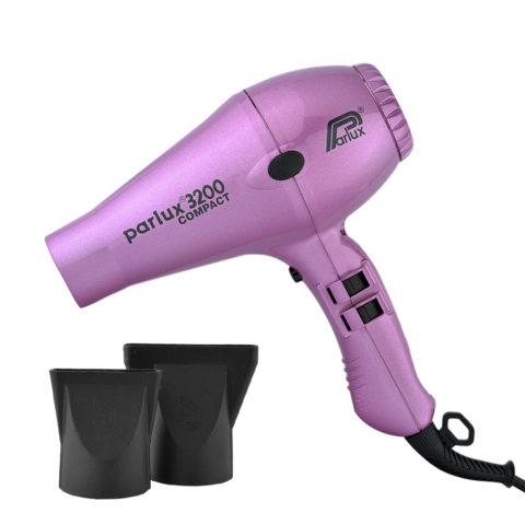 Parlux 3200 Compact - Haartrockner rosa