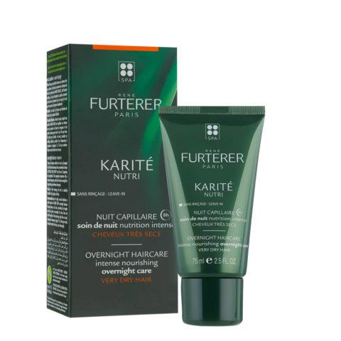 René Furterer Karité Nourishing Overnight Treatment 75ml
