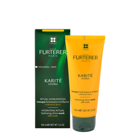 René Furterer Karité Masque Hydratation Brillance 100ml