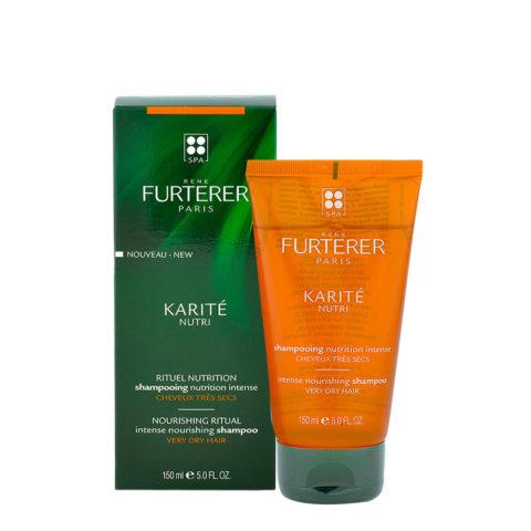 René Furterer Karité Shampoo nährendes Shampoo 150ml - sehr trockene Kopfhaut/Haare