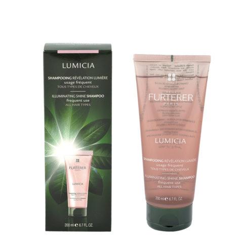 René Furterer Lumicia Illuminating Shine Shampoo 200ml - Shampoo mit Glanzdetektor