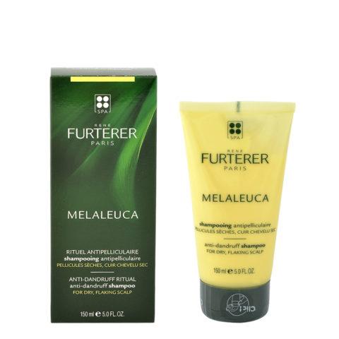 René Furterer Melaleuca Antidandruff Shampoo 150ml - Anti-Trockeneschuppenes Shampoo