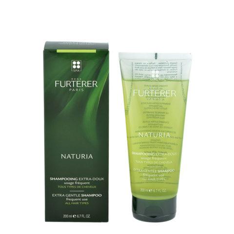 René Furterer Naturia Extra-gentle Shampoo 200ml - extra-mildes shampoo