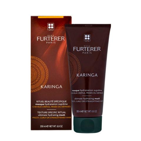 René Furterer Karinga Ultimate Hydrating Mask 200ml - ultra feuchtigkeitsspendende Maske