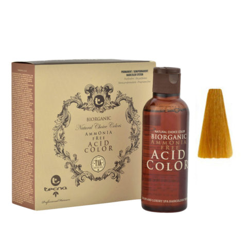 8.33 Hell-goldblond intensiv Tecna NCC Biorganic acid color 3x130ml